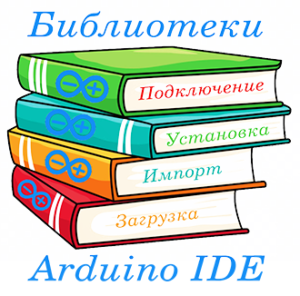 Библиотеки Ардуино IDE
